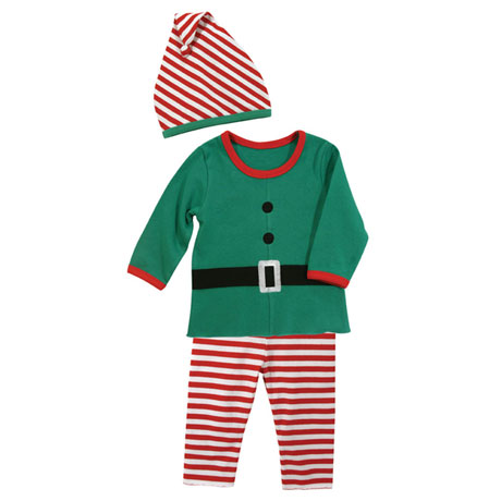 Elf Baby Outfit