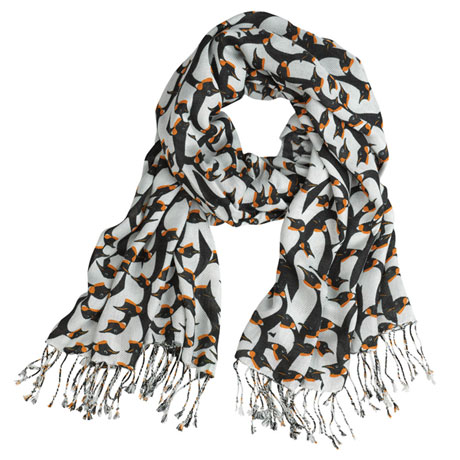 Penguins Scarf