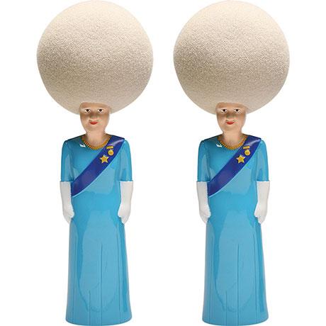 Set of 2 Exclusive Queen Elizabeth Eliz-a-Brush Dish Sponges