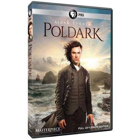 Poldark DVD & Blu-ray