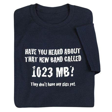 New Band T-Shirt
