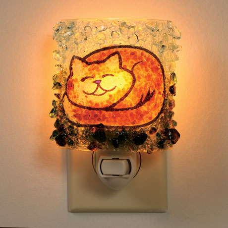 Catnap Night Light