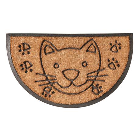 Cat Doormat