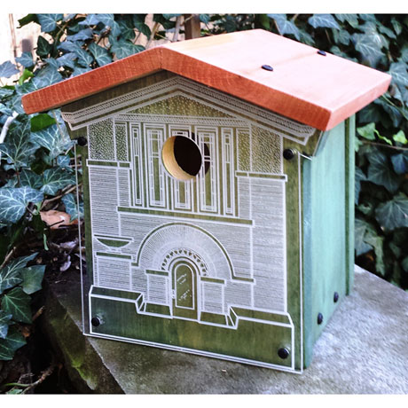 Dana Thomas House Birdhouse
