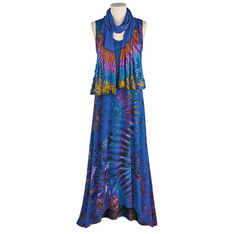 Chandra Maxi Dress