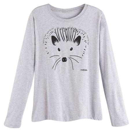 Marushka Hedgehog Long-Sleeve T-Shirt