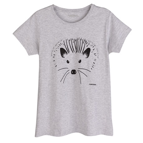 Marushka Hedgehog Short-Sleeve T-Shirt