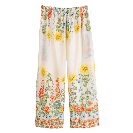 Wildflowers Pajamas