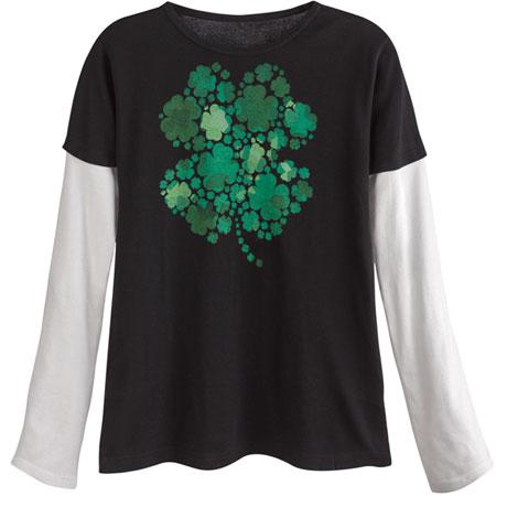Organic Clover T-Shirt