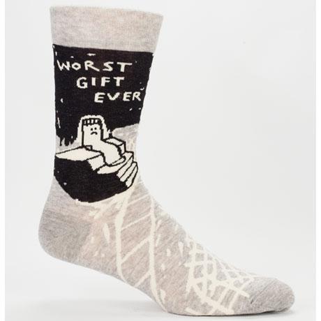 Worst Gift Ever Socks