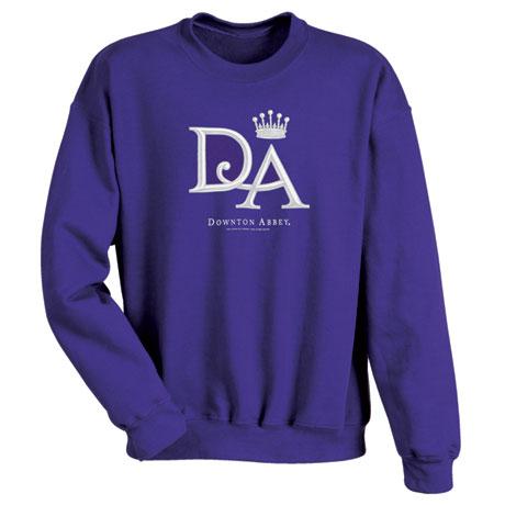 Downton Abbey Official Crest Sweatshirt