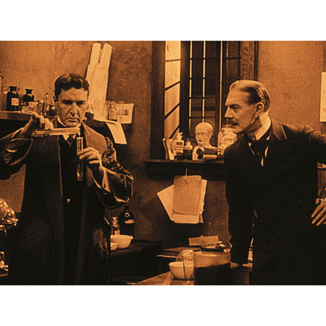 Sherlock Holmes 1916 DVD/Blu Ray Combo