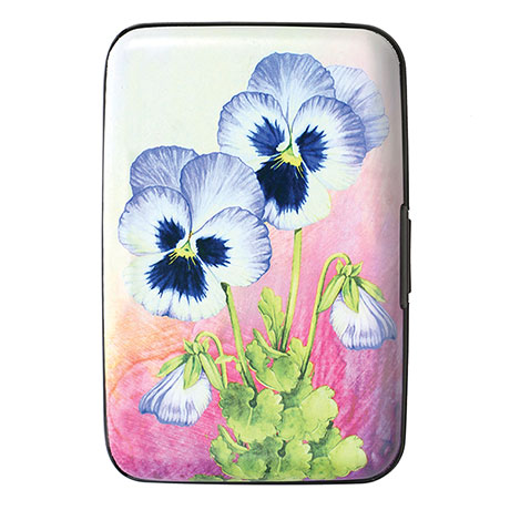 Pretty Prints RFID Wallets