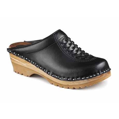 Troentorp Wright Braided Cutout Clog