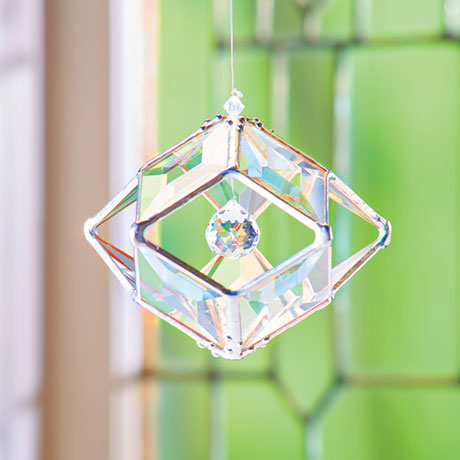 Rainbow Dancer Suncatcher