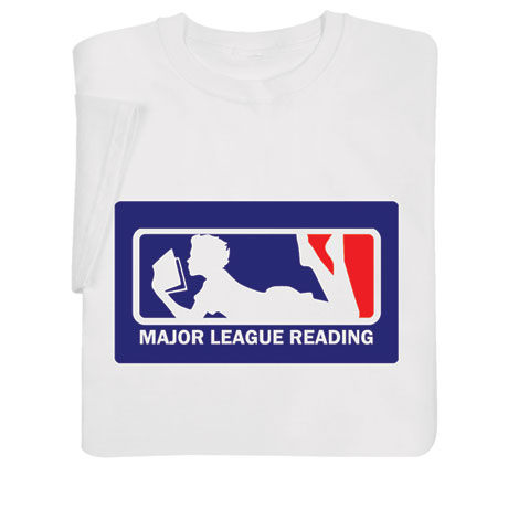 Major League Reading Shirts