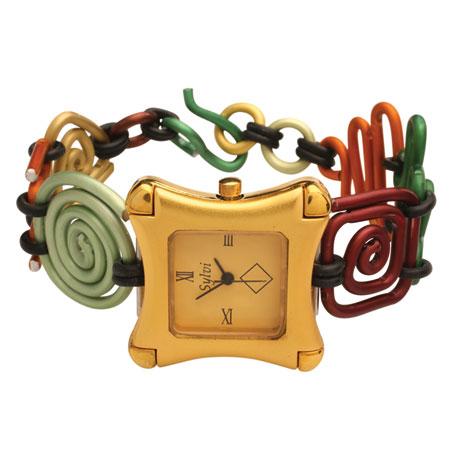 Art Links Bracelet Watch