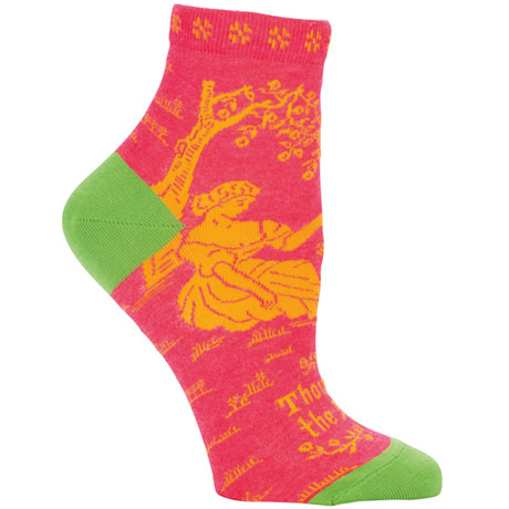 Thou Art The Bomb Women's Ankle Socks