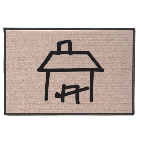 Hobo Code Doormats - Well-Guarded House