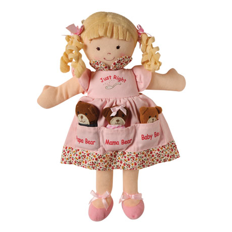 Goldilocks Doll