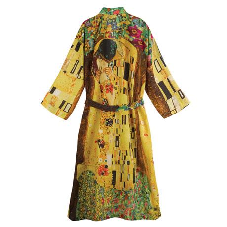 The Kiss Kimono Robe