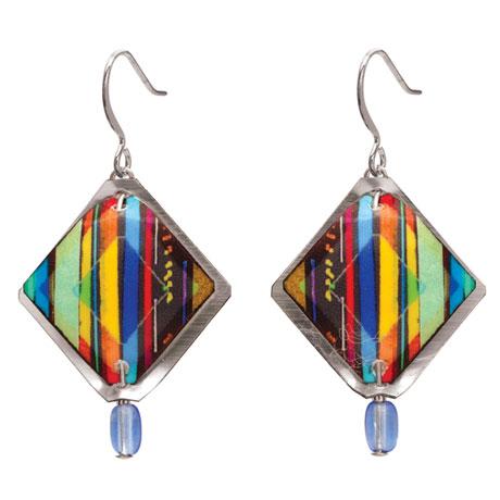 Singerman & Post Prism Earrings