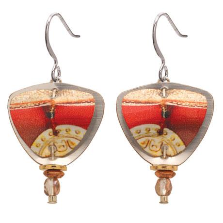 Singerman & Post Royal Earrings