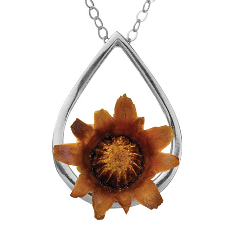 Blessing Flower Necklace