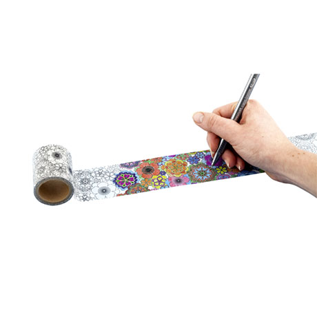 Color-Your-Own Washi Tape