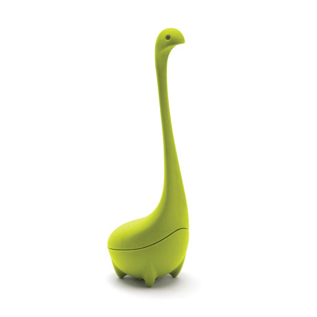 Baby Nessie Tea Infuser - Green