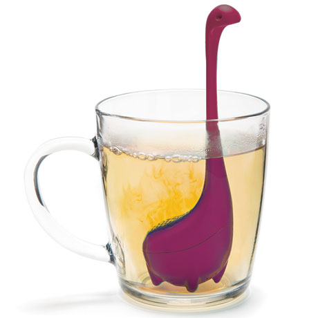 Baby Nessie Tea Infuser - Purple