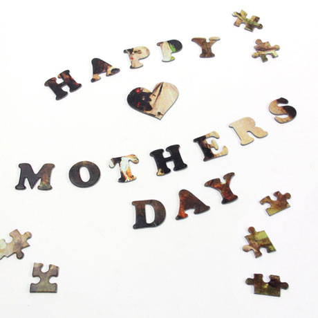 Mother's Day Puzzle - Hide and Seek