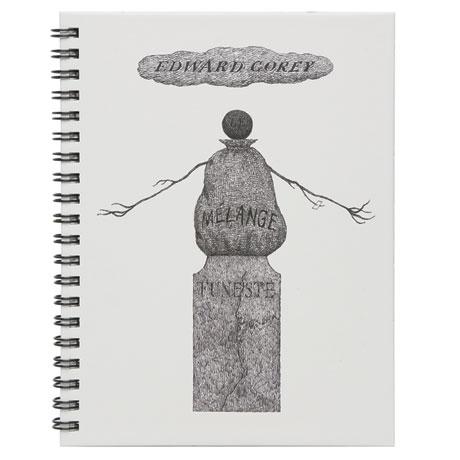 Edward Gorey Mélange Funeste Flip Book