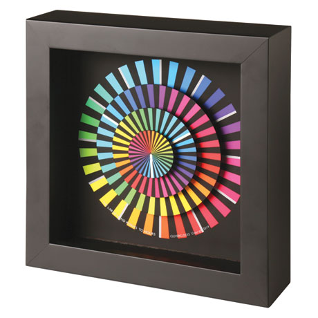 Color Spectrum Clock
