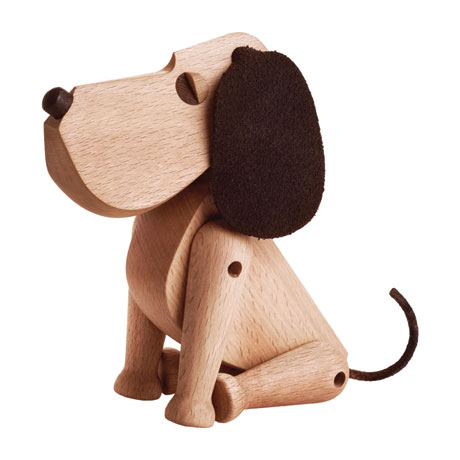 Hans Bolling Oscar the Dog Posable Figure