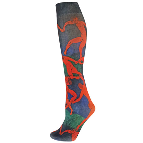 Fine Art Trouser Socks