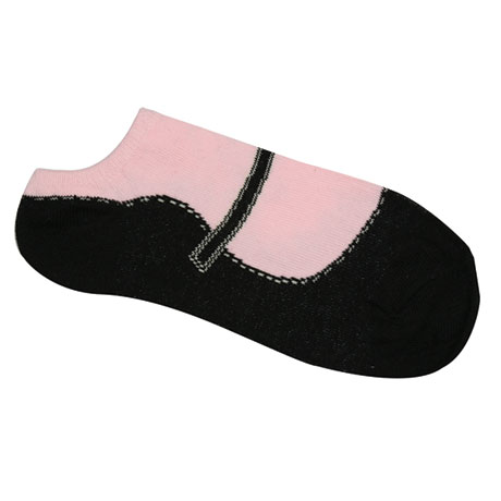 Ballet Slippers, Mary Janes and Saddle Shoes Footies Collection
