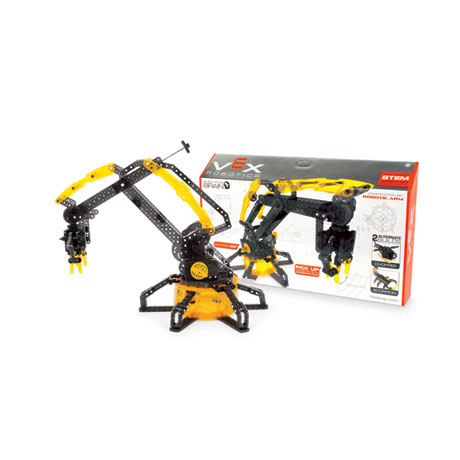 Vex Robotics Robotic Arm Construction Set - Winner Best Educational Toy of the Year 2016