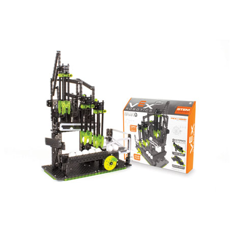 Vex Robotics Pick and Drop Ball Machine