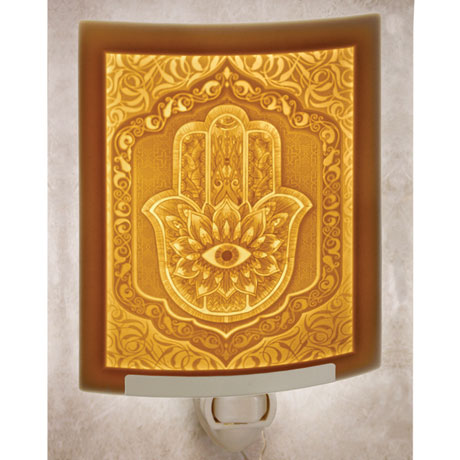 Hamsa Night Light