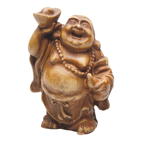 Four Laughing Buddhas