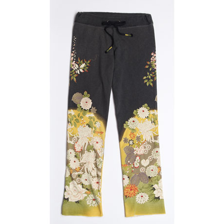 Asian Print Lounge Pants
