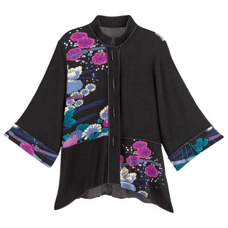 Asian Garden Jacket