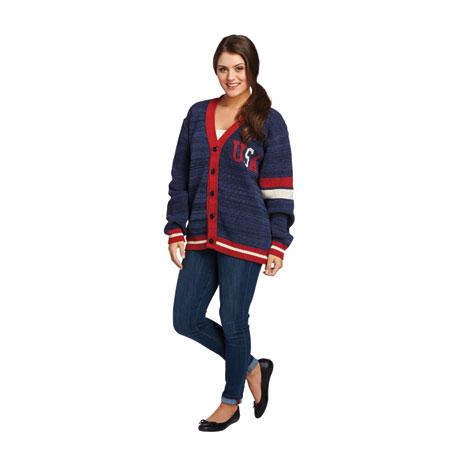 USA Varsity Sweater