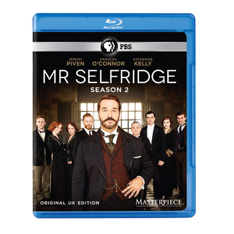 Mr. Selfridge Season 2 DVD or Blu-ray
