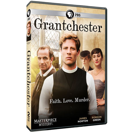 Grantchester Season 1 DVD or Blu-ray