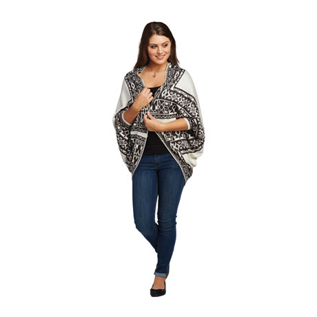 Cocoon Sweater Shrug