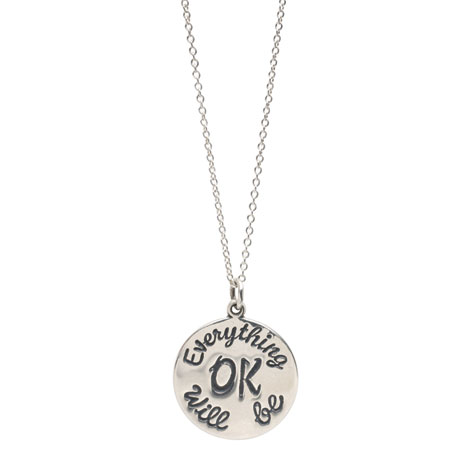 Everything Will Be OK Necklace