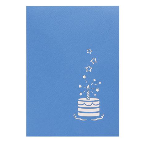 Kiragami Cards - Birthday