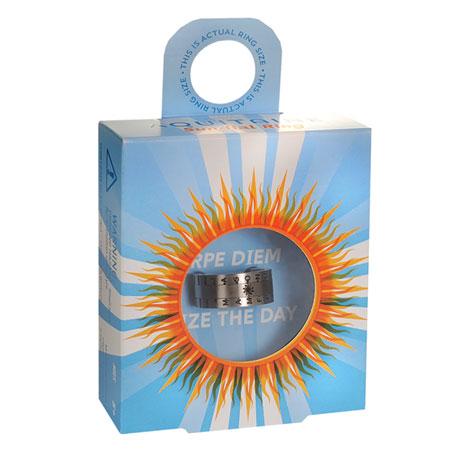Aquitaine Sundial Ring